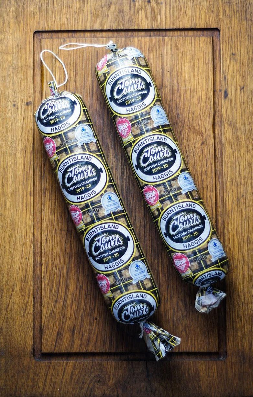 Burntisland Haggis package